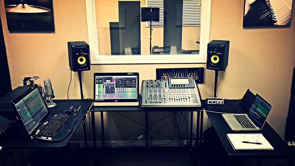Astonishing Industry Sound Studio Modesto Recording Studio Largest Home Design Picture Inspirations Pitcheantrous